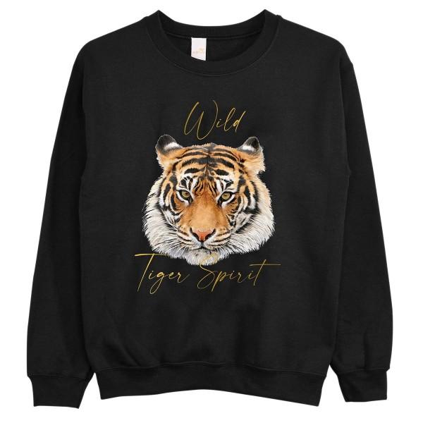 """Pullover """"Tiger Spirit"""""""
