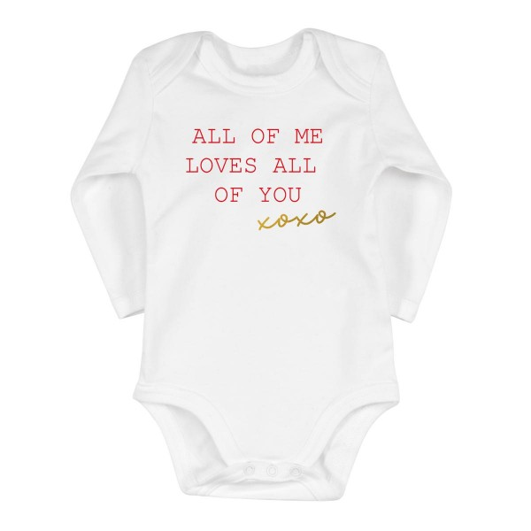 "Baby-Strampler ""All of me"""