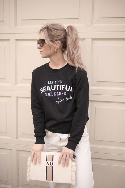 """NISAWI Pullover """"Beautiful Soul"""""""