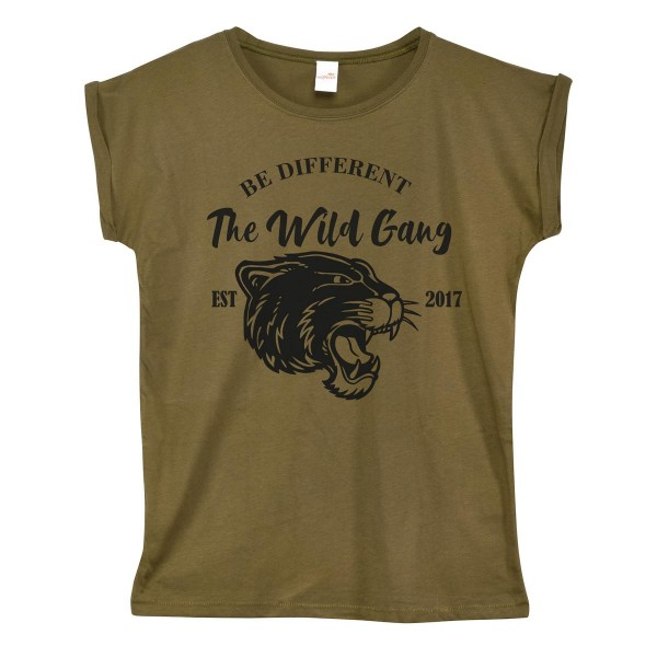 "T-Shirt ""The wild Gang"""