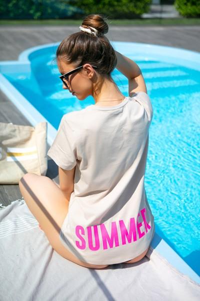 "NISAWI T-Shirt ""SUMMER"""