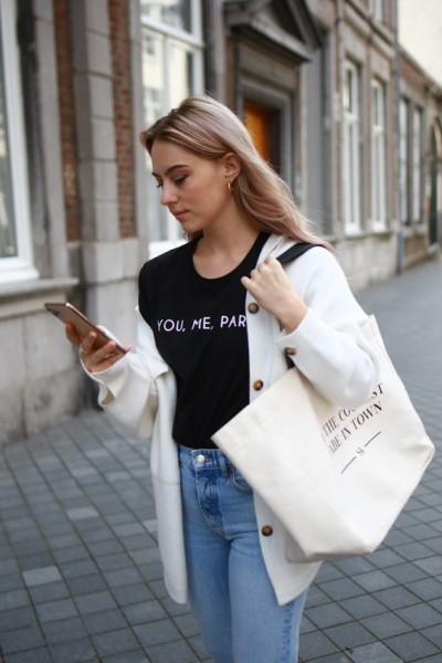 "NISAWI T-Shirt ""YOU, ME, PARIS"""