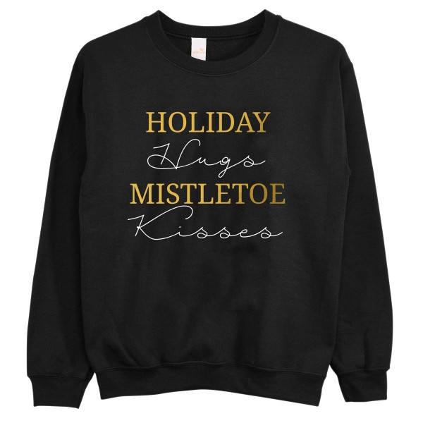 "Pullover ""Holiday Hugs"""