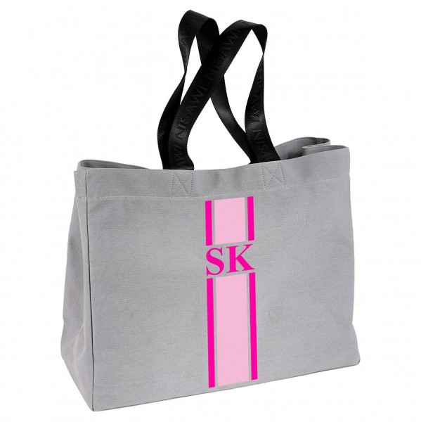 """NISAWI Shopper """"Neon pink/rosa"""""""