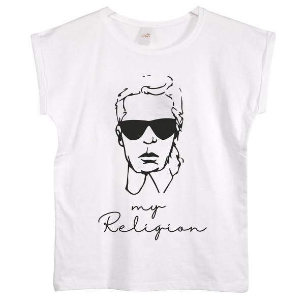"T-Shirt ""My Religion"""