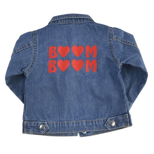 "Jeansjacke ""Boom Boom"""