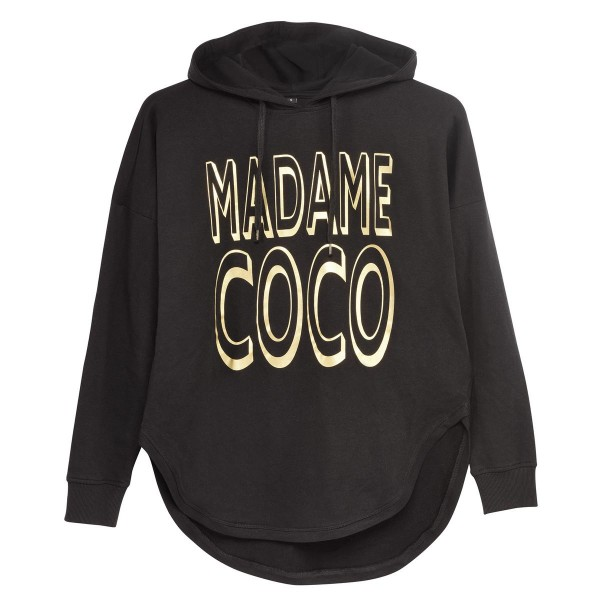 "Hoodie ""Madame Coco Gold NEU"""