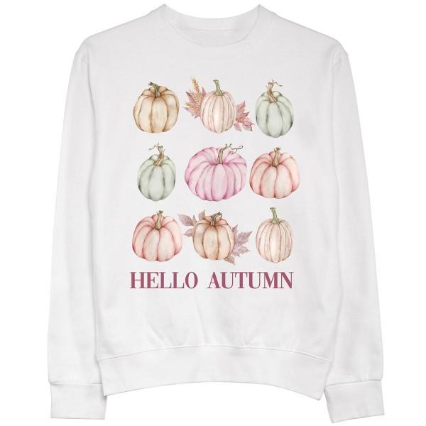"""Pullover """"Hello Autumn"""""""
