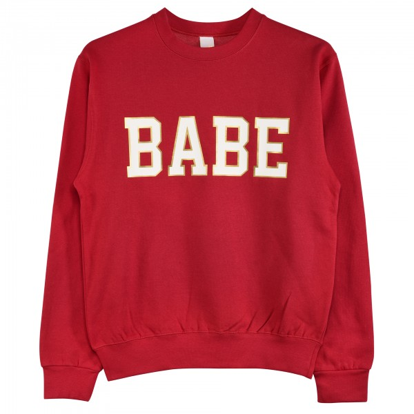 "Pullover ""Babe"""