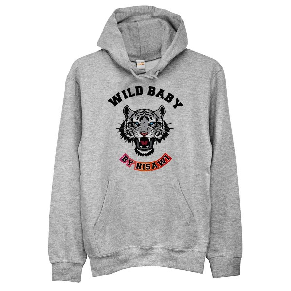 "Hoodie ""Wild Baby"""