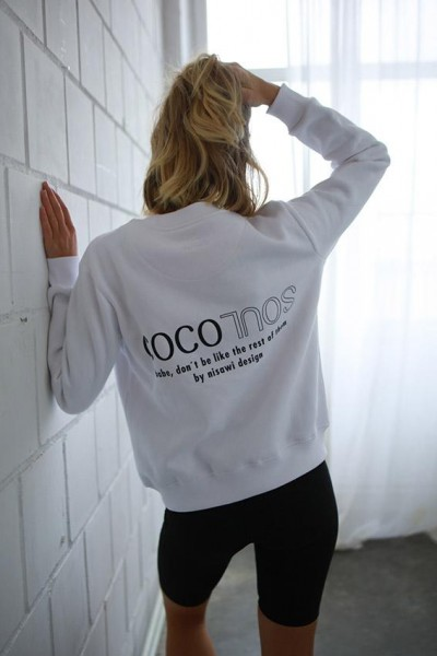 """NISAWI Pullover """"Coco Soul"""""""