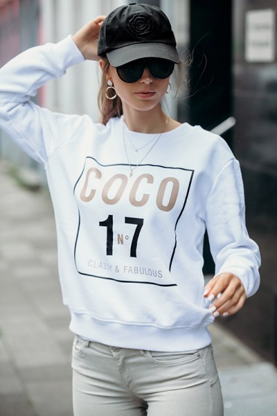 """NISAWI Pullover """"Coco 17"""""""