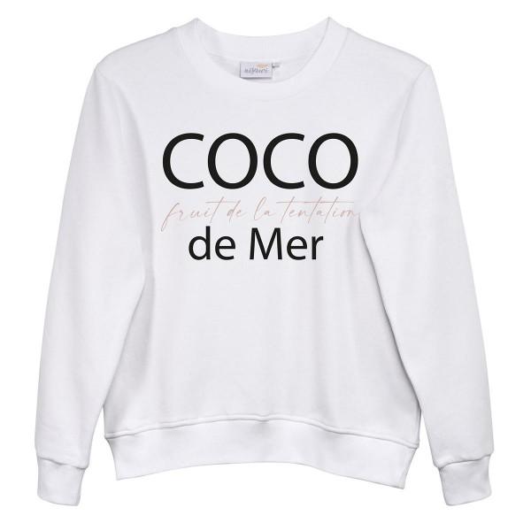 "NISAWI Pullover ""Coco de Mer"""