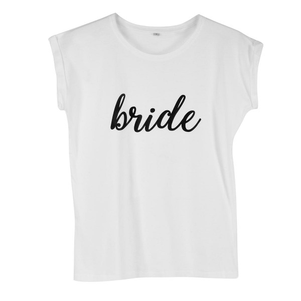 "T-Shirt ""Bride"""
