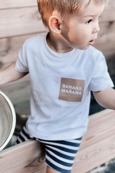 """Baby/Kids T-Shirt """"Banana Mañana"""""""