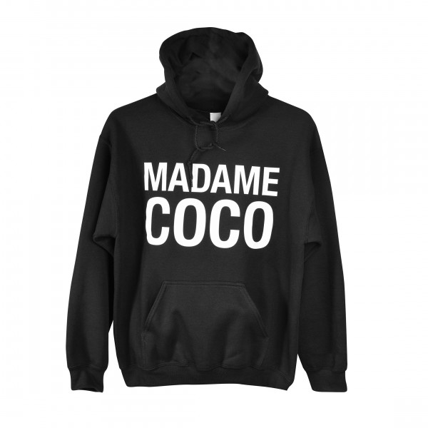 "Hoodie ""Madame Coco"""