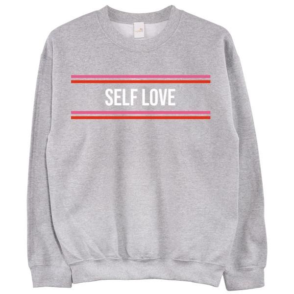 """Pullover """"Self Love"""""""