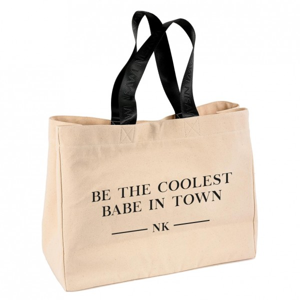 """NISAWI Shopper """"Coolest babe"""""""