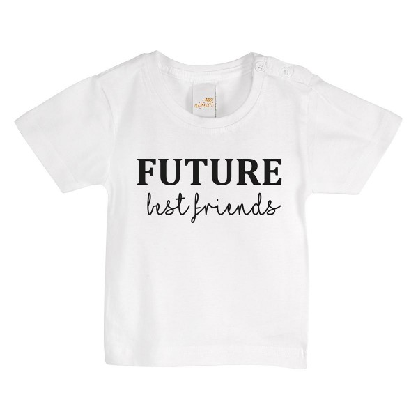 "Baby/Kids T-Shirt ""Future best friends"""