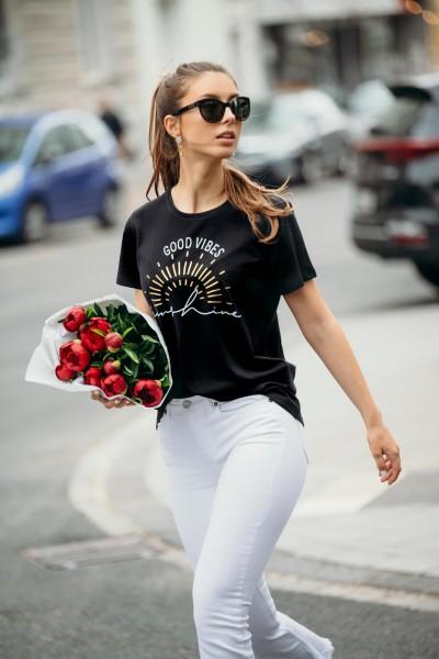 """NISAWI T-Shirt """"Good Vibes"""""""