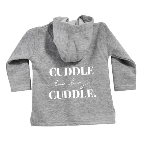 """Baby/Kids Hoodie """"Cuddle"""""""