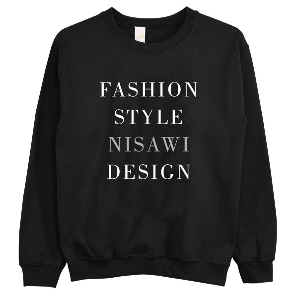 "Pullover ""Fashion & Style"""
