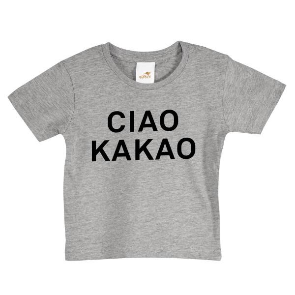 "Baby/Kids T-Shirt ""Ciao Kakao"""