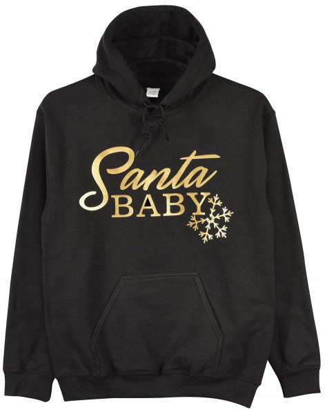 """Hoodie """"Santa Baby"""""""
