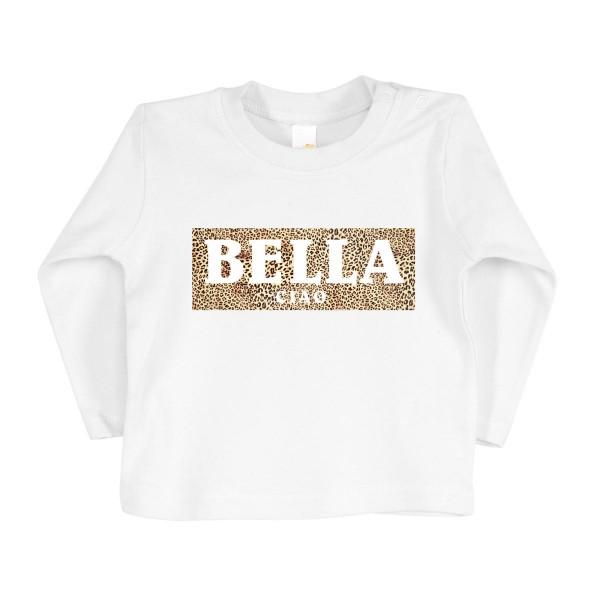 "Kinder Longsleeve ""BELLA CIAO"""