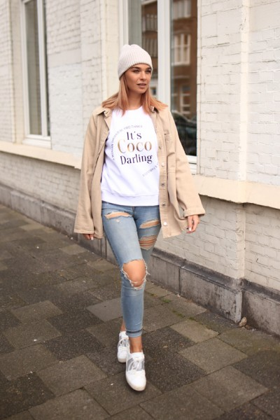 """NISAWI Pullover """"Coco Darling"""""""