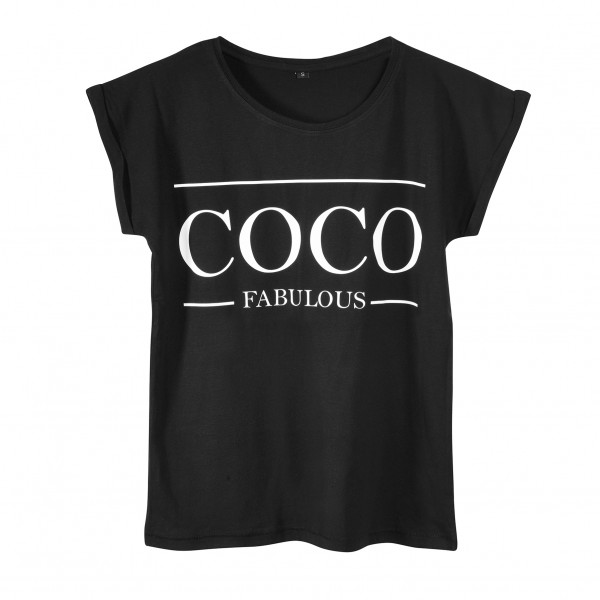 """T-Shirt """"Coco Fabulous"""""""