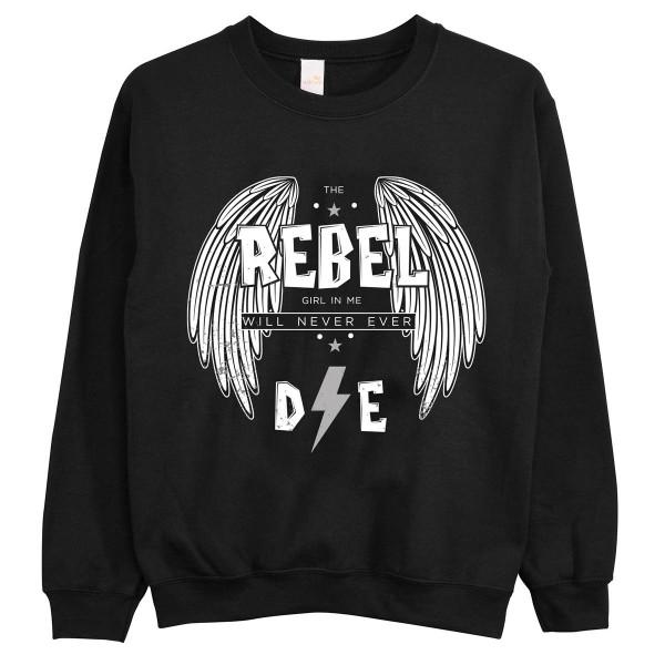 "Pullover ""Rebel Girl"""