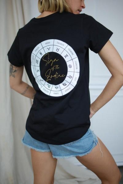 """NISAWI T-Shirt """"Zodiac"""""""