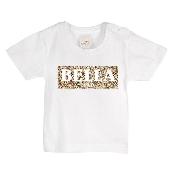 "Baby/Kids T-Shirt ""Bella Ciao"""