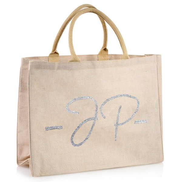 "Shopper ""Curved Love Letters"""