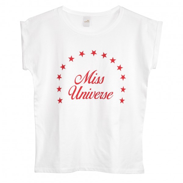 "T-Shirt ""Miss Universum"""