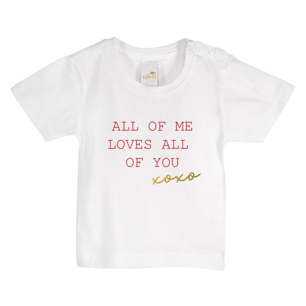 "Baby/Kids T-Shirt ""All of me"""