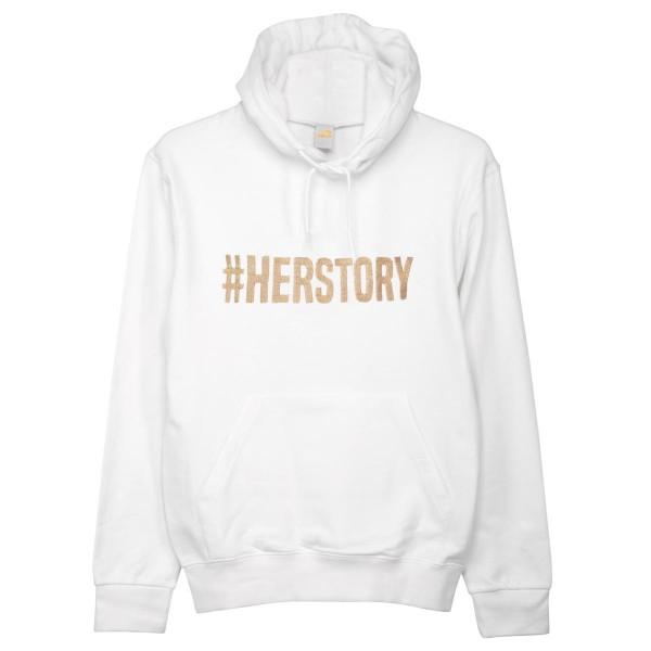 """Hoodie """"#HERSTORY"""""""