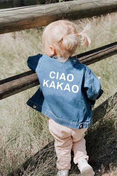"""Jeansjacke """"Ciao Kakao"""""""