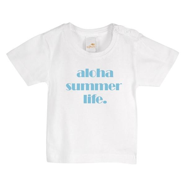 "Baby/Kids T-Shirt ""Aloha"""