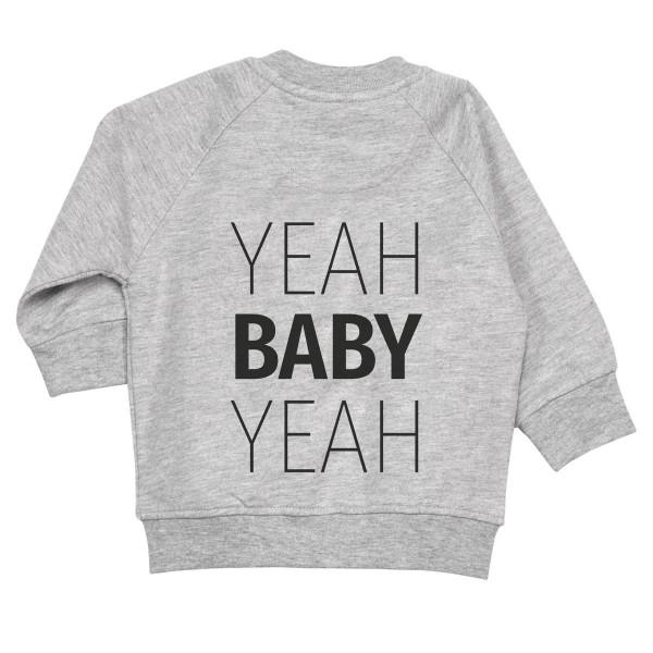"""Baby/Kids Hoodie """"Yeah Baby Yeah"""""""