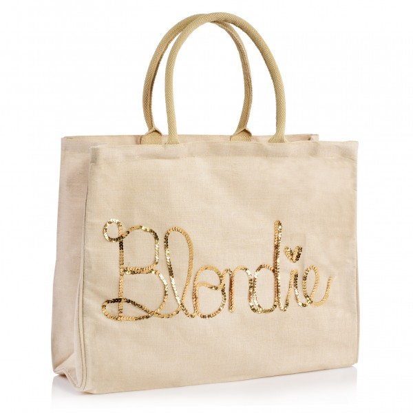 "Shopper ""Blondie & Brownie"""