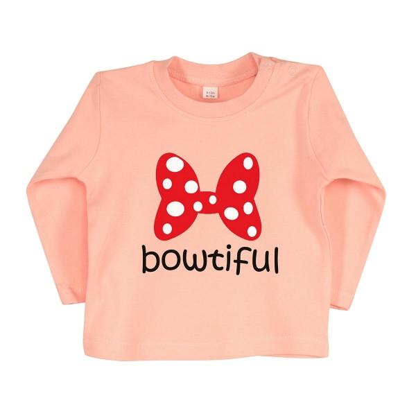 "Kinder Longsleeve ""Bowtiful"""