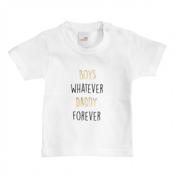 "Baby/Kids T-Shirt ""Boys whatever"""
