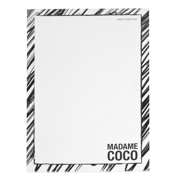 "Notizblock ""Madame Coco"""
