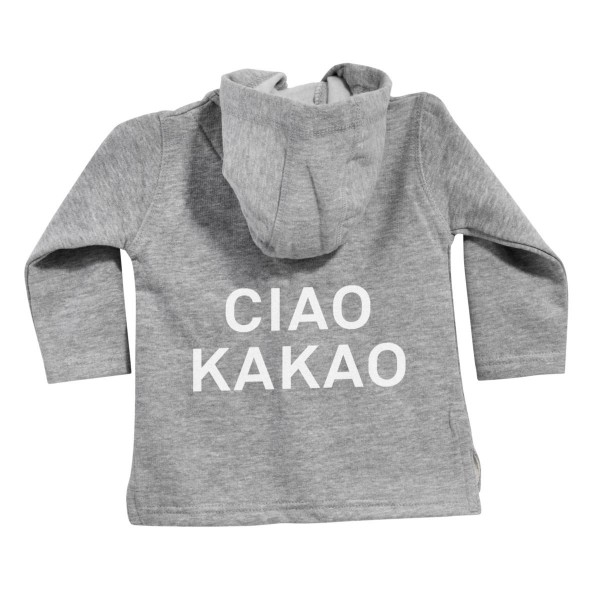"Baby/Kids Hoodie ""Ciao Kakao"""