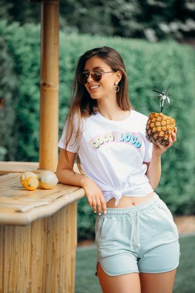 "NISAWI T-Shirt ""Coco Loco"""